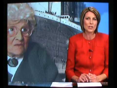 Rose Dawson Real Titanic Survivor TITANIC SURVIVO...