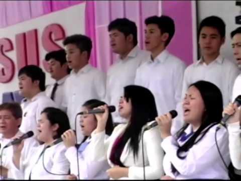 Call Her Blessed / Glory Hallelujah- The Almeda Children