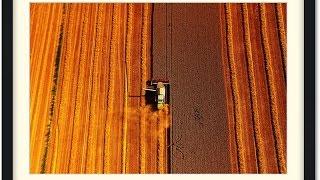 Une journée avec un Céréalier des Ardennes - Agriculteur - Drone