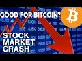 CRYPTOCURRENCY UP? | Stock Market Down! | Q&A | Price Predictions