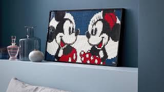 Disney's Mickey Mouse – 31202 - LEGO® Art