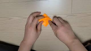 종이접기로 거북이 접기, 거북이 접기, origami …