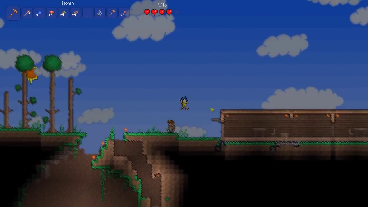 Terraria - Furnace, Anvil, and Sword, Oh My! - YouTube