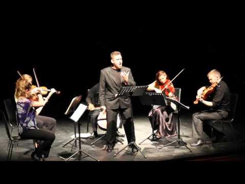 """Laçin Modiri / A.Adnan Saygun Aria From """"Yunus Emre"""" Oratorio """"Yalancı Dünyaya"""""""