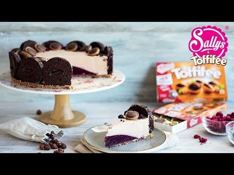 Toffifee Torte – fruchtige Torte mit Schokoladenbiskuit & Gewinnspiel / Sallys Welt