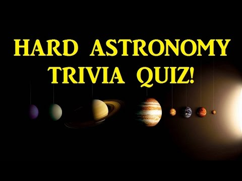 Trivia Quiz on the Solar System! - How Well Do You Know Space and Our Planets?