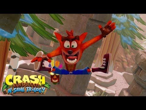Diggin' It Death Route   Crash Bandicoot N. Sane Trilogy