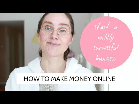 How to Make Money Online – How to Start a Successful Business