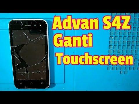 Advan S4Z ganti touchscreen