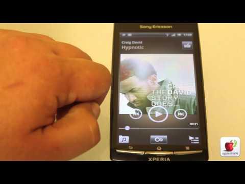 Sony Xperia Arc, Completo análisis y vista a su actualización con integración a facebook