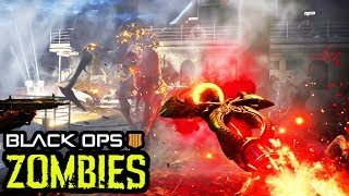 OFFICIAL BLACK OPS 4 ZOMBIES GAMEPLAY: CHAOS STORY TRAILER! (Voyage of Despair/IX Trailer)