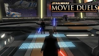 Star Wars Movie Duels - Rescue Over Corruscant - Dooku Lives Ending