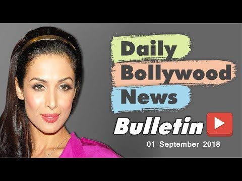 Latest Hindi Entertainment News From Bollywood | 1 September 2018