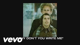 Music video by Simon & Garfunkel performing Bridge Over Troubled Wa...