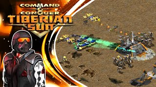 Tiberian Sun Online | Giant of War Game 3# | (4 vs 4)