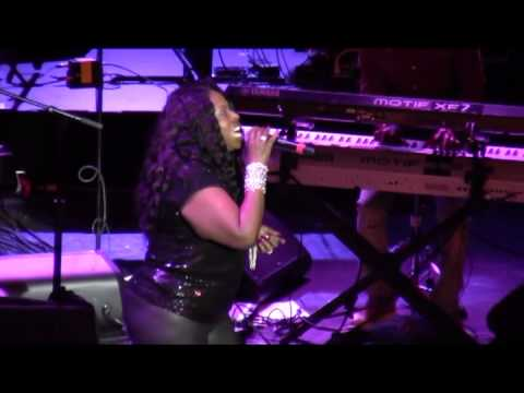 Angie Stone performs