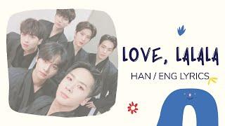 VIXX (빅스) - Love, LaLaLa (Han/Eng Lyrics)