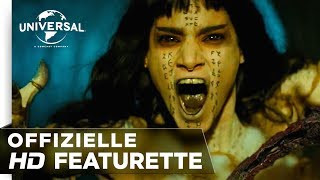 "Die mumie - featurette ""she is real"" german/deutsch hd"