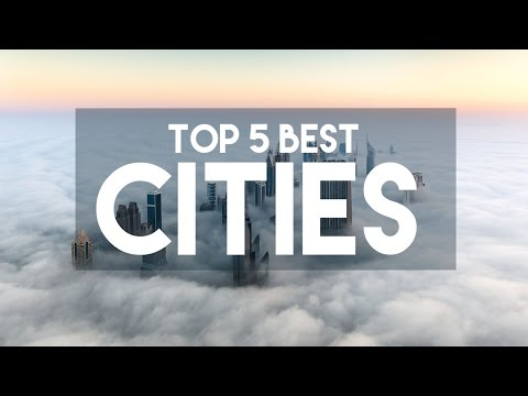 TOP 5 CITIES AROUND THE WORLD // MY TRAVEL TOUR GUIDE