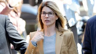Lori Loughlin Surrenders Herself In Early To Begin Prison Sentence For College Admissions Scandal
