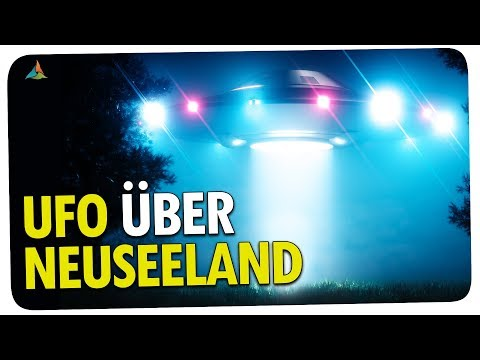Hunderte Zeugen sehen UFO am Himmel über Neuseeland