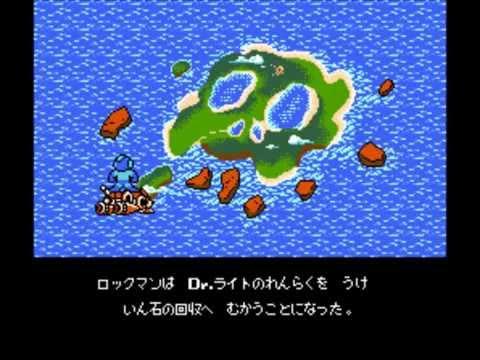 Rockman 8 FC (1-Silent): Intro & Tengu Man