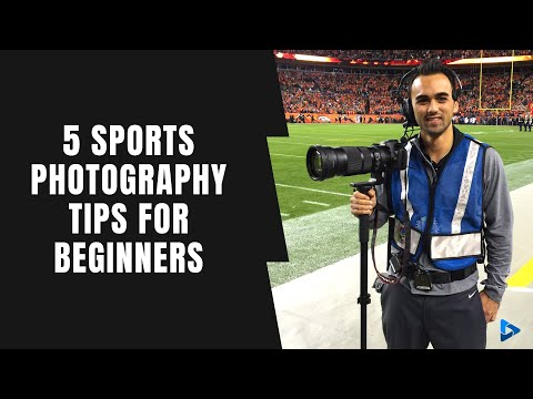 5 Sports Photography Tips | What I Wish I Knew About Photography in Sports