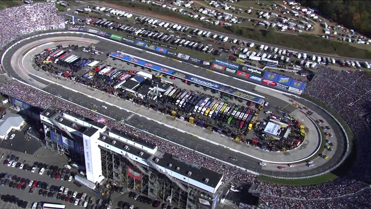 Rain at Martinsville Speedway forces NASCAR to shift gears, setting ...