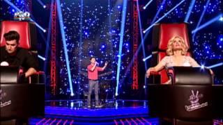 Costin Robert - You raise me up (Westlife) - Vocea Romaniei 2014 - Auditii pe nevazute - Editia 6
