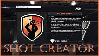 shot creator fast nba 2k16