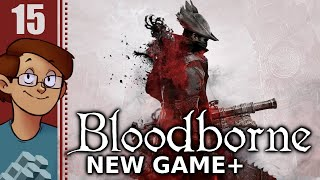 Let's Play Bloodborne New Game Plus Part 15 - Beast-possessed Soul Boss Fight (Depth 4)