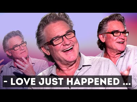 Why Kurt Russell Never Planned To Be With Goldie Hawn for 35 years
