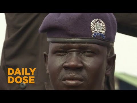 South Sudan Tries to Rebuild After Years of Civil War