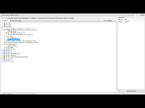 Introduction to NetworkMiner Network Packet Capture Parser