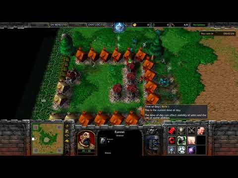 Warcraft 3 - Uber Survival! - [01]