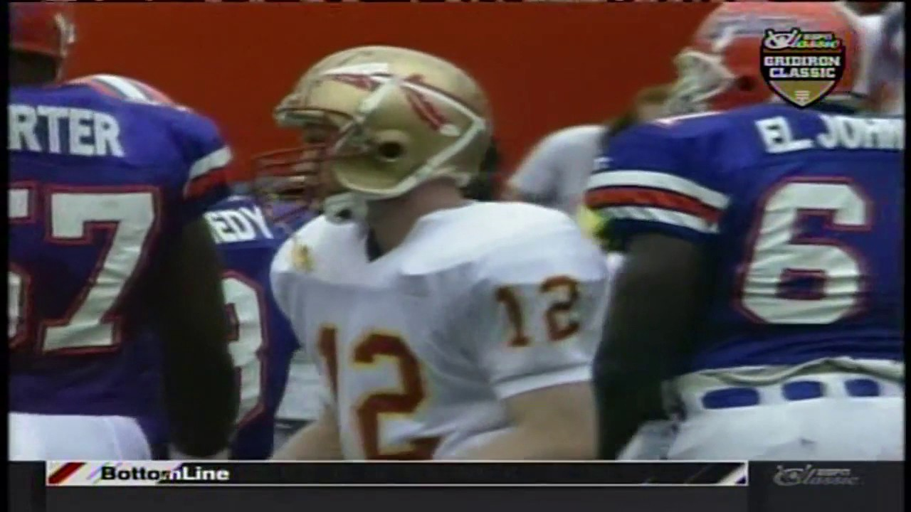 1993 7 florida vs 1 florida state hd youtube 1993 7 florida vs 1 florida state hd voltagebd