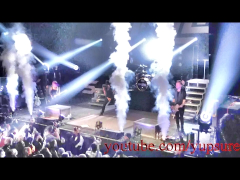 Skillet Sick of It Live HD Electric Factory