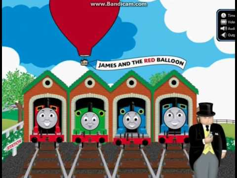 Opening To Thomas & Friends: James & The Red Balloon 2003 ...