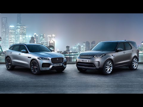 Jaguar Land Rover Corporate Film