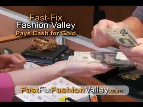 Watch Repair Fashion Valley Mall