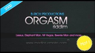 Orgasm Riddim Mix (Dr. Bean Soundz)[2000 B-Rich Productions]