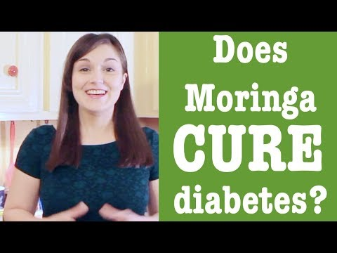 Does Moringa Oleifera cure diabetes?