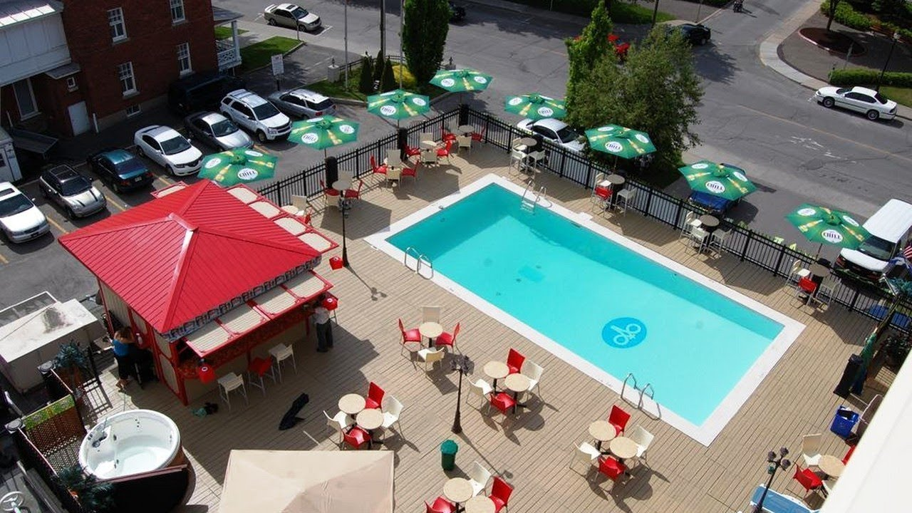 Top10 Recommended Hotels In Trois Rivières Quebec Canada