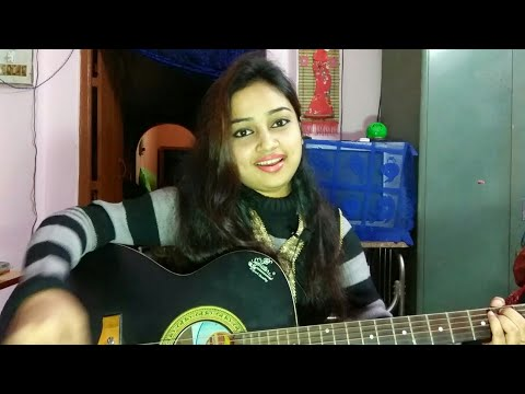 Tera Mera Pyar Amar  Asli Naqli   Lata Mangeshkar   Cover by Moumita Sarkar