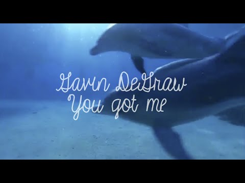 Gavin DeGraw  - You Got Me (Lyric Video)