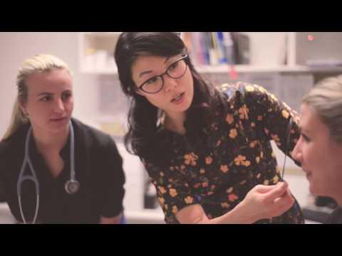 Meet Kate, a UQ medical student