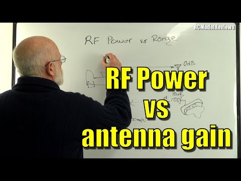 RF Power Versus Antenna Gain (the Results May Shock You)
