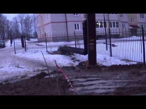 Ржев.Кирпичный микро район