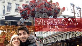 Viaje a Southampton | Vlogmas 1 Thumbnail