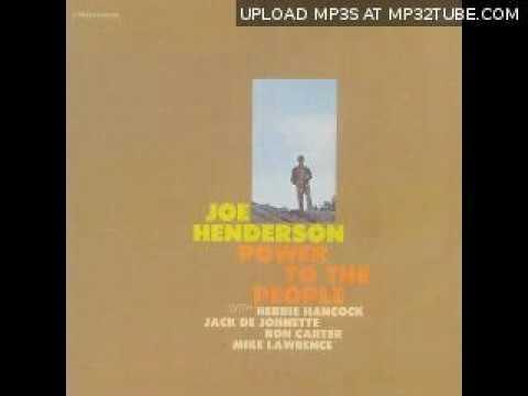 Joe Henderson -- Black Narcissus